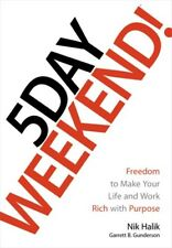 5 Day Weekend - Nik Halik (, Book New)
