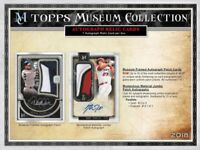 2018 TOPPS MUSEUM COLLECTION BASEBALL RANDOM PLAYER 1 BOX BREAK #4