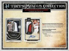 2018 TOPPS MUSEUM COLLECTION BASEBALL RANDOM PLAYER 1 BOX BREAK