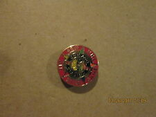 NHL Chicago Black Hawks Vintage Circa 1991 42ND All Star Game Lapel Pin