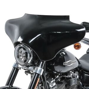 Cupolino Carena Batwing per Honda Shadow VT 1100 C2 nero