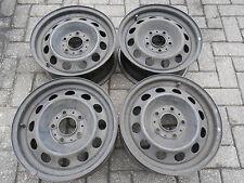 4 Stahlfelgen 6,5Jx15H2 ET42 3er BMW E46 316i,318i