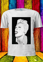 Pink P!nk Singer R&B Pop Rock Evil T-shirt Vest Tank Top Men Women Unisex 161