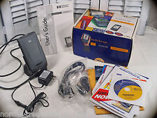 HP Jornada 548 Color Handheld Pocket PC Windows CE + AC Adapter, Docking Station