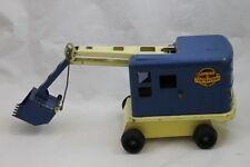 "MARX Toys ""Lumar Contractors Automatic Scoop Power Shovel"" Vintage Collectible"