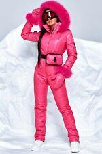Women Warm Winter Jumpsuit Waterproof Ski Snow Suit Outdoor Sport Overall FH-Z
