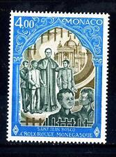 MONACO - 1977 - Croce Rossa Monegasca. San Giovanni Bosco (1815 -1888)