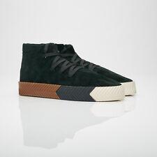 adidas Originals by ALEXANDER WANG  Skate Mid Green Night