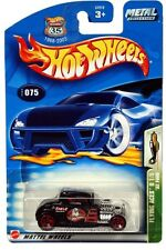 2003 Hot Wheels #75 Flying Aces II '32 Ford 0711 card china base