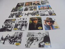Off Stage The Beatles Collection The River Group 1993 Trading Cards 16 cards