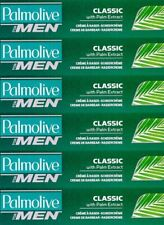 Palmolive Classic Lather Shave Cream 100ml x 6 Packs
