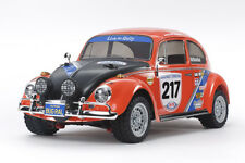 Tamiya 58650 VW Beetle Rally 4WD MF-01X Kit de RC * con * tamiya CES RC Coche