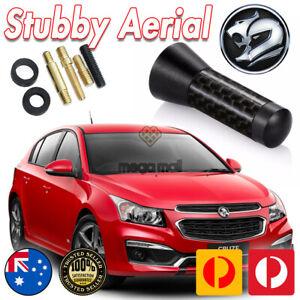 Antenna / Aerial Stubby Bee Sting for Holden Cruze SRi Z  - Black Carbon 3.5cm