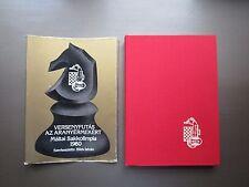 Versenufutas Azarankyermekert, Maltai Sakkolimpia 1980, István Bilek. (Echecs)