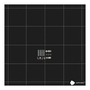 ANYCUBIC 430*410mm Heizbett Ultrabase Glass 12V/24V Plattform für Chiron