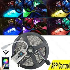 Led Car Suv Interior Decor Neon Atmosphere Light Strip Rgb Music & App Control(Fits: Neon)