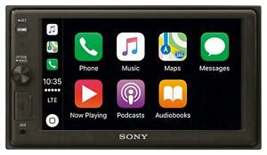 Sony XAV-AX1000 Doppel-DIN MP3-Autoradio Touchscreen Bluetooth USB CarPlay