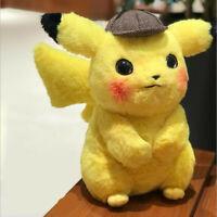 Film Pokemon Detective Pikachu Doux Peluche Peluche 28cm Enfants Cadeau Doll