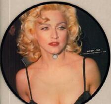 "Madonna(7"" Vinyl)Shine A Light/On The Ground-Receiver-RRSP 1007-UK-1992-M/M"