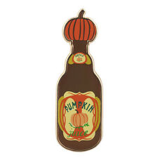 Universal Studios Harry Potter Pumpkin Juice Bottle Pin New with Card