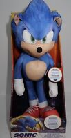 Sonic The Hedgehog 13 Inch Talking Plush with 10 Sounds!