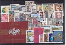 Österreich 1992 kompletter Jahrgang postfrisch