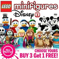 Disney Series 2 LEGO Minifigures 71024 #1-18 *CHOOSE YOURS* BUY 3 GET 1 FREE