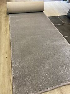 GLITTER CARPET RUNNER,  70CM X 310cm BLEACH CLEANABLE / SOFT TOUCH
