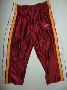 NFL Washington Redskins Reebok 18 Months 18 M Track Pants Polyester BRAND NEW **
