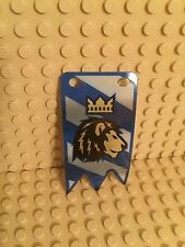 LEGO® Plastic Flag Banner Lion with Crown Löwe mit Krone bb158b 8781 8801