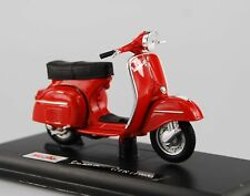 MAISTO 1968 VESPA GTR 1:18 DIE CAST MODEL SCOOTER MOTORCYCLE