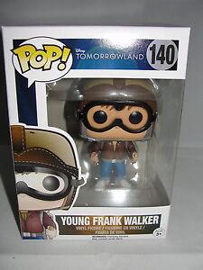 Funko Pop Disney Movie Tomorrowland Young Frank Walker Vinyl Figure-New