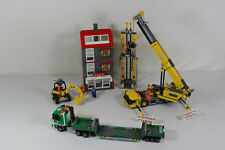 LEGO® City 7633 Baustelle Construction Site komplett incl. BA