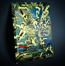 Dragon Ball Super Cards Perfect Force Cell BT2-084 SPR NM Special Rare Card