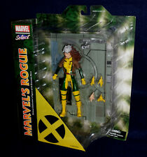 "Marvel Select ROGUE 7"" Scale Action Figure X-Men Diamond DST In Stock"