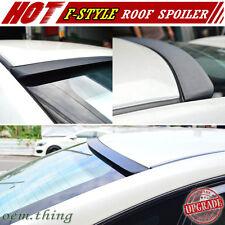 Painted For SAAB 9-3 93 Turbo X Sedan 4D F Type Roof Window Spor Spoiler 08-12