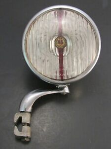 Original Vintage K & S Driving Lamp Fog Light Kilborn and Sauer 8 inch