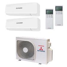 Mitsubishi Heavy Klimaanlage 2x SRK 25+SCM 40 ZS-S  SET 4,0 kW/4,5 kW - GÜNSTIG
