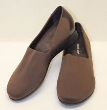 New David Tate Fall Bootie Brown Light Comfortable Sz 8 Women Shoes