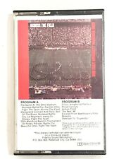 Ohio State University OSU Across The Field Marching Band cassette tape vintage