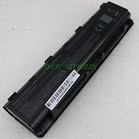 5200mah Battery For TOSHIBA Satellite Pro C800 C805 C840 C845 C850 C855 C870