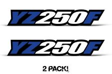 AMR Racing Yamaha YZ 250F Swingarm Graphic Kit Number Plate Decal Sticker Part