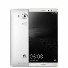 6'' Argenté Huawei Mate 8 Smartphone Android 7.0 16MP Débloqué Téléphone Mobile