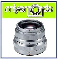Fujifilm XF 35mm F2 R WR Mirrorless Lens (Silver)