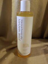 Josie Maran Argan Cleaning Oil For Body 8.3 Oz Sealed