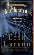 THUNDERSTRUCK By Erik Larson Paperback Non-Fiction #1 New York Times Bestseller