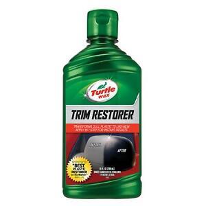 Turtle Wax, Inc 50601 Trim Restorer 10 FL Oz