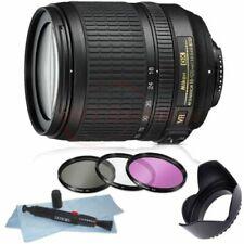 Nikon 18-105mm f/3.5-5.6 AF-S DX VR ED Nikkor Lens +  Accessory Bundle