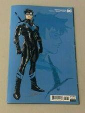 Batman 99 25:1 Nightwing Jorge Jimenez Variant Cover DC NM 9.4 COVER START BID