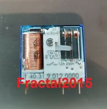 1pcs 40.31.9.012.0000  Power relay 12VDC 10A 1c 220R PCB/Plug-in  FINDER